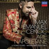 Album artwork for Arie Napoletane / Cencic