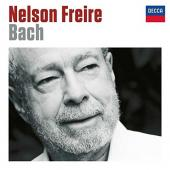 Album artwork for BACH / Nelson Freire