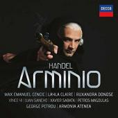 Album artwork for Handel: Armenio / Cencic, Sabata, Petrou
