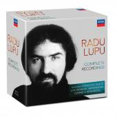 Album artwork for Radu Lupu - The Complete Recordings