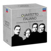 Album artwork for Quartetto Italiano - COMPLETE DECCA Philips & DG