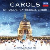 Album artwork for Carols with St. Paul's Cathedral Choir