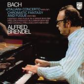 Album artwork for Bach: Italian Concerto, Chromatic Fantasy / Brende