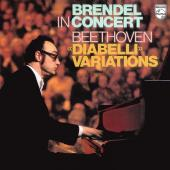 Album artwork for Beethoven: Diabelli Variations / Brendel