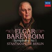 Album artwork for Elgar: Symphony #1 / Barenboim