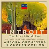 Album artwork for Introit - The Music of Finzi / Dickson, Fleury, Po