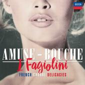 Album artwork for Amuse Bouche - French Choral Delicacies