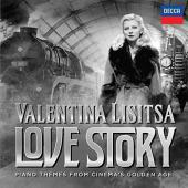 Album artwork for Valentina Lisitsa - Love Story: Piano Themes from