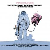 Album artwork for Wish You Were Here Symphonic - Pink Floyd