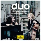 Album artwork for Helen Grimaud & Sol Gabetta: Duo