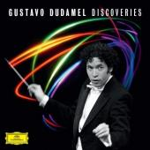 Album artwork for Gustavo Dudamel: Discoveries (CD+DVD)