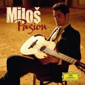 Album artwork for Milos Karadaglic: Pasion