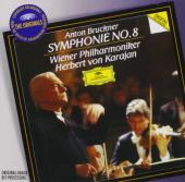 Album artwork for Bruckner: Symphony No. 8 / Karajan