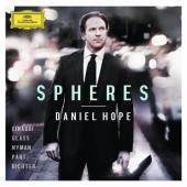Album artwork for Daniel Hope: Spheres
