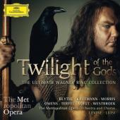 Album artwork for Wagner: Twilight of the Gods, Highlights of the Ri