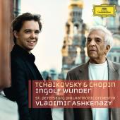 Album artwork for Tchaikovsky & Chopin: Piano Concerto # 1 / Wunder