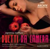 Album artwork for Steffani: Duetti da Camera / Curtis, Mazzucato