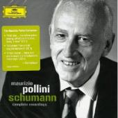 Album artwork for MAURIZIO POLLINI Schumann Complete Recordings