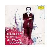 Album artwork for Mahler: Symphony #9 / Dudamel, LA Philharmonic