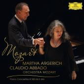 Album artwork for Mozart Piano Concerto 20 & 25 (Argerich)