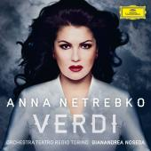 Album artwork for VERDI / Anna Netrebko
