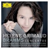 Album artwork for Helen Grimaud: Brahms Concertos