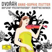 Album artwork for Dvorak: Violin Concerto / Mutter
