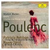 Album artwork for Poulenc: Stabat Mater / Gloria - Patricia Petibon