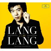Album artwork for Lang Lang: It's Me, The Piano Concertos