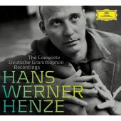 Album artwork for Hans Werner Henze - Complete DG Recordings