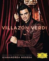 Album artwork for VILLAZON VERDI