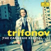 Album artwork for Trifonov: The Carnegie Recital