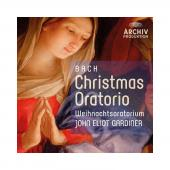 Album artwork for Bach: Christmas Oratorio / Gardiner