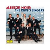 Album artwork for Albrech Mayer / The King's Singers: Let it Snow!
