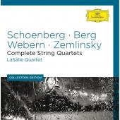 Album artwork for Schoenberg / Berg / Webern / Zemlinsky: Complete S