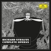 Album artwork for STRAUSS COMPLETE OPERAS