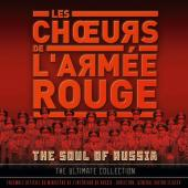 Album artwork for Les Choeurs de L'Armee Rouge