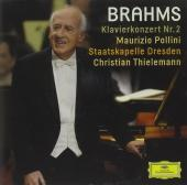Album artwork for Brahms Piano Concert No 2
