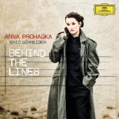 Album artwork for Anna Prohaska: Behind the Lines