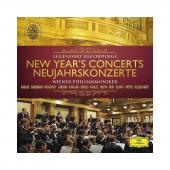 Album artwork for New Year's Concerts Legendary Recordings