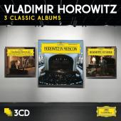 Album artwork for Horowitz: 3 Classic Albums