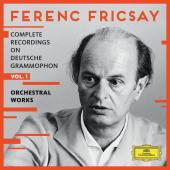 Album artwork for Ferenc Fricsay - Complete DG recordings Vol.1
