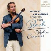 Album artwork for Bach Violin Concertos