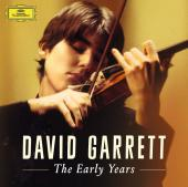 Album artwork for David Garrett - The Early Years (5CD)