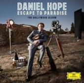 Album artwork for Daniel Hope: Escape To Paradise