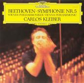 Album artwork for Beethoven: Symphony #5 / Kleiber