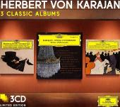 Album artwork for Karajan: 3 Classic Albums / Rossini, Opera Interme