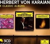 Album artwork for Karajan: 3 Classic Albums / Tchaikovsky
