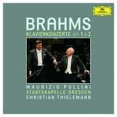 Album artwork for BRAHMS THE PIANO CONCERTOS