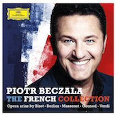 Album artwork for Piotr Beczala - The French Collection